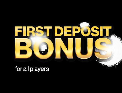 Firstdeposit left
