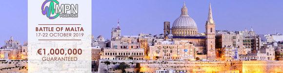 MPN Poker Tour Мальта 2019