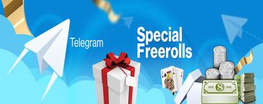 Telegram Special Freerolls