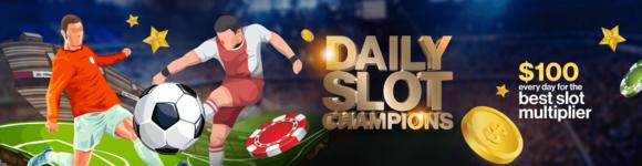 Daily Slot Champions