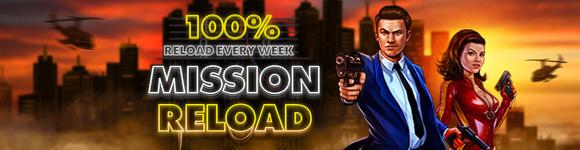 Reload Bonus 100%