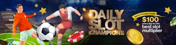 Tägliche Slot Champions