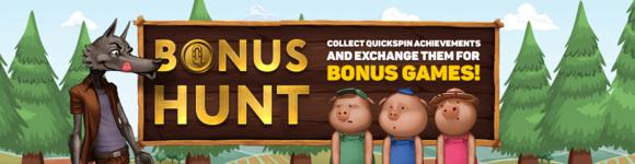 Quickspin Bonus Jagd