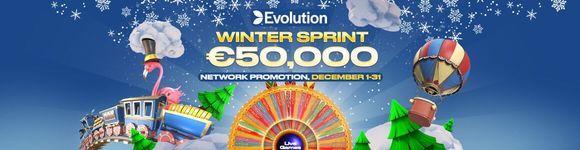 €50,000 Winter Sprint